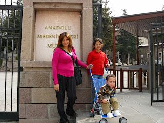 Travel Turkey: Museum of Anatolian Civilizations (Anadolu Medeniyetleri Müzesi)
