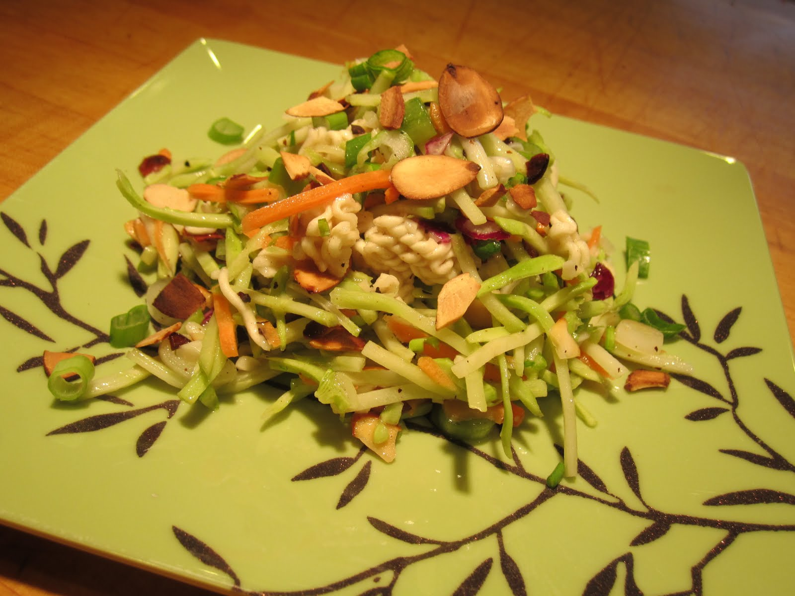 Asian Broccoli Slaw Recipe - The Lemon Bowl