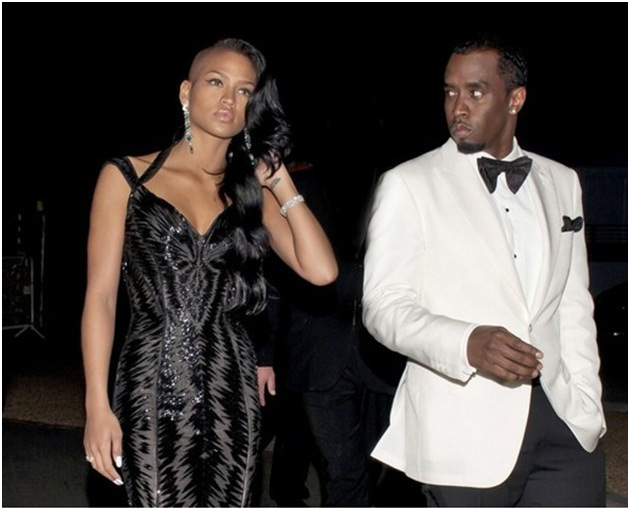 p diddy dating cassie 2013 Rebild