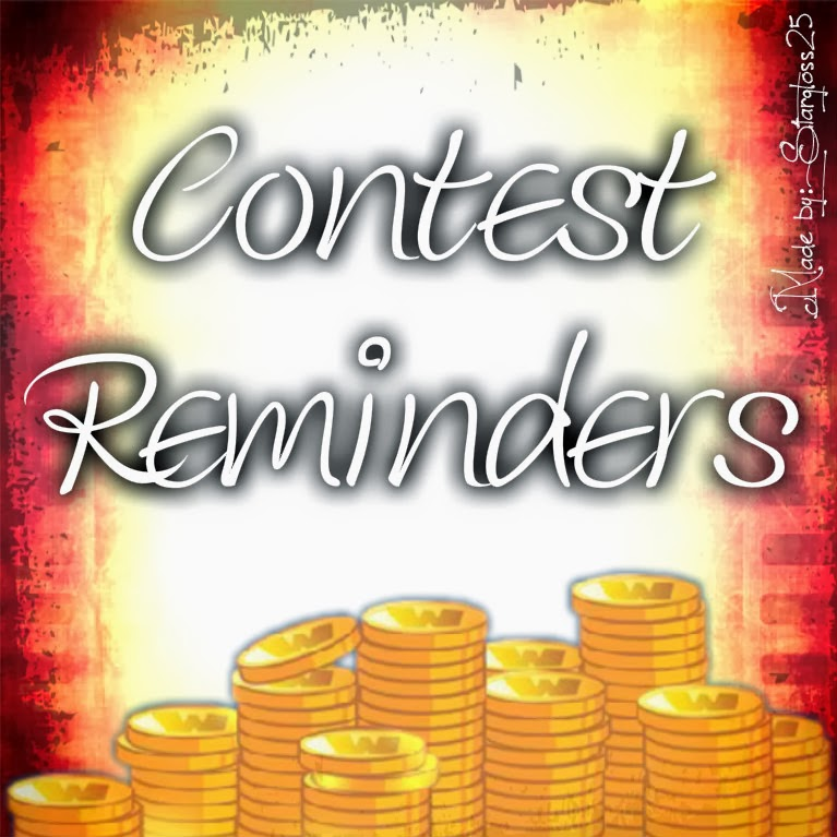 Contest Reminders