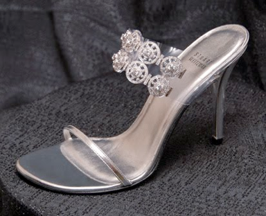 Weitzman Diamond Dream shoes