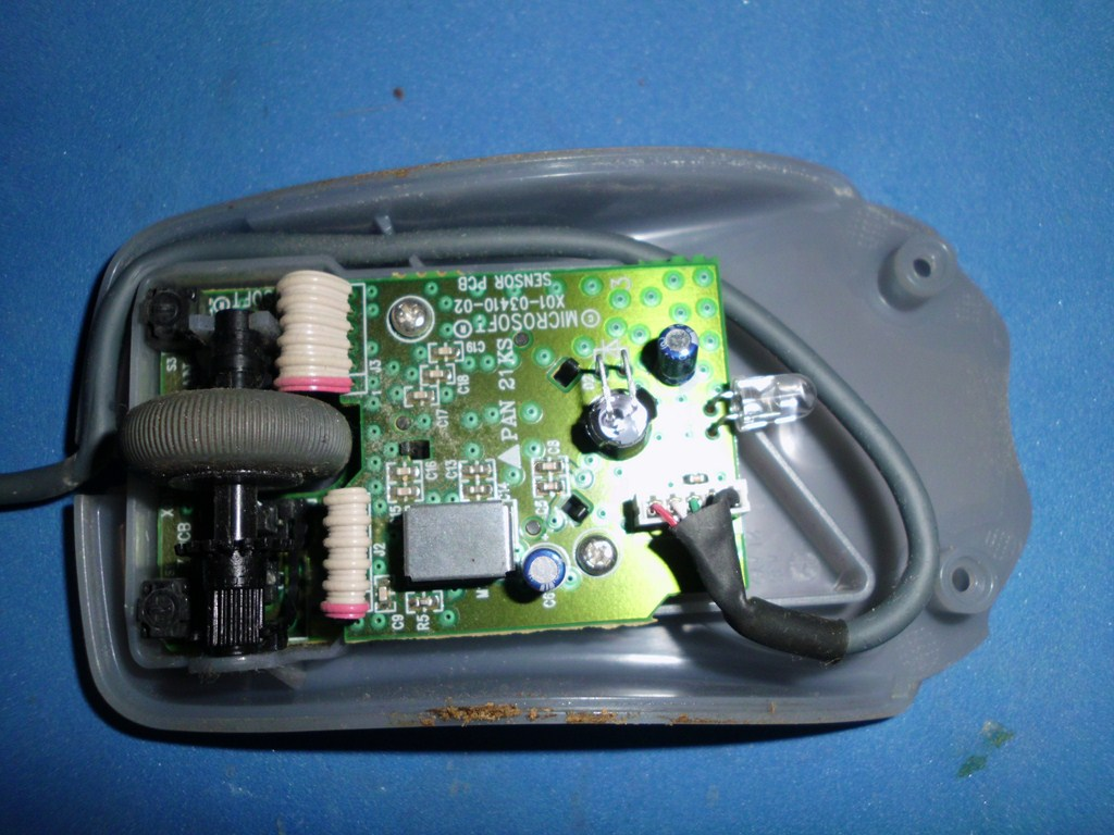 Compuhento D Fix Your Mouse Clicks How To Repair Dead Circuit Board Hpim1986
