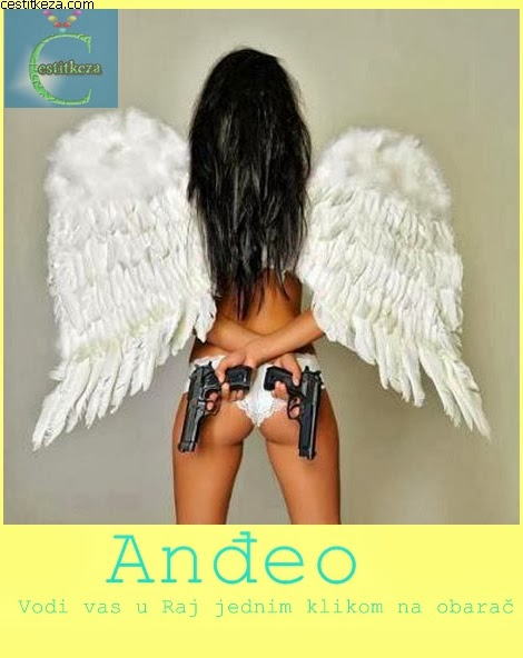 smiješne slike anđeo