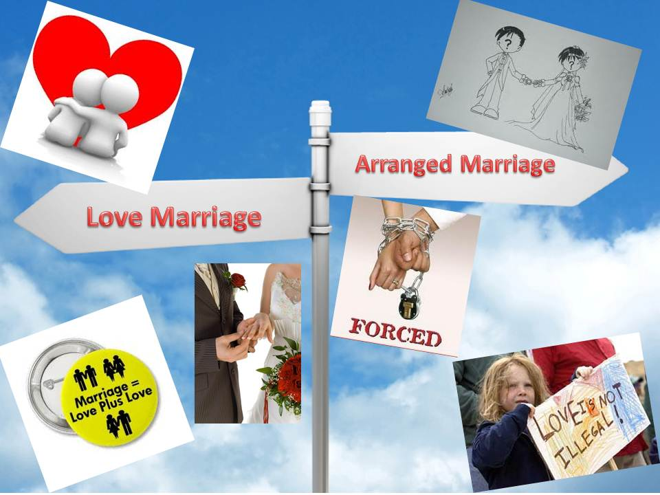 arranged marriages and laws about love The success rates of these arranged marriages when compared to the figures concerning love marriages, we might just realize that sticking to traditions and listening to your parents is not always an uncool thing to do.
