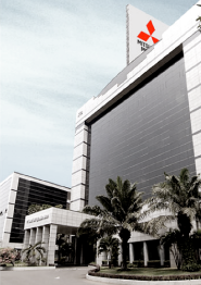 Kantor Pusat Mitsubishi