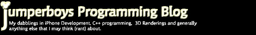 Jumperboys Programming Blog