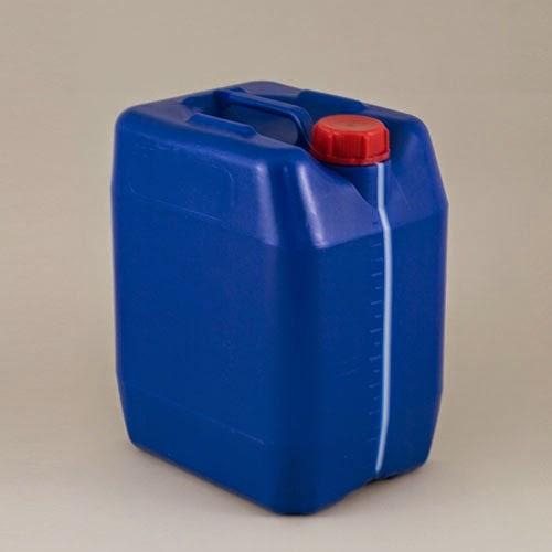 căn nhựa đựng hóa chất