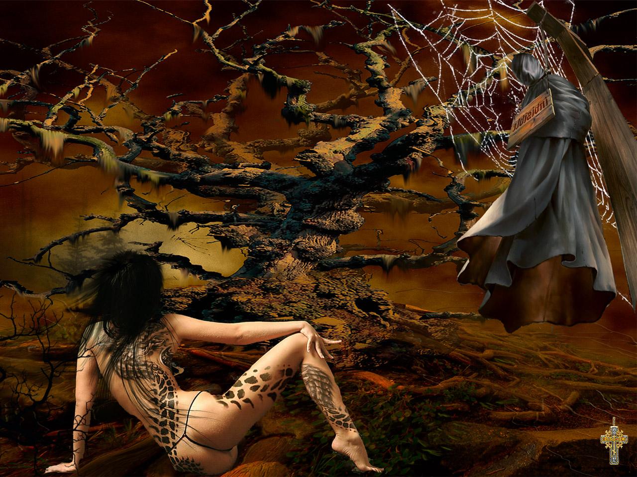 Husn ke nazare beautiful fantasy girl wallpapers - Nature ke wallpaper ...