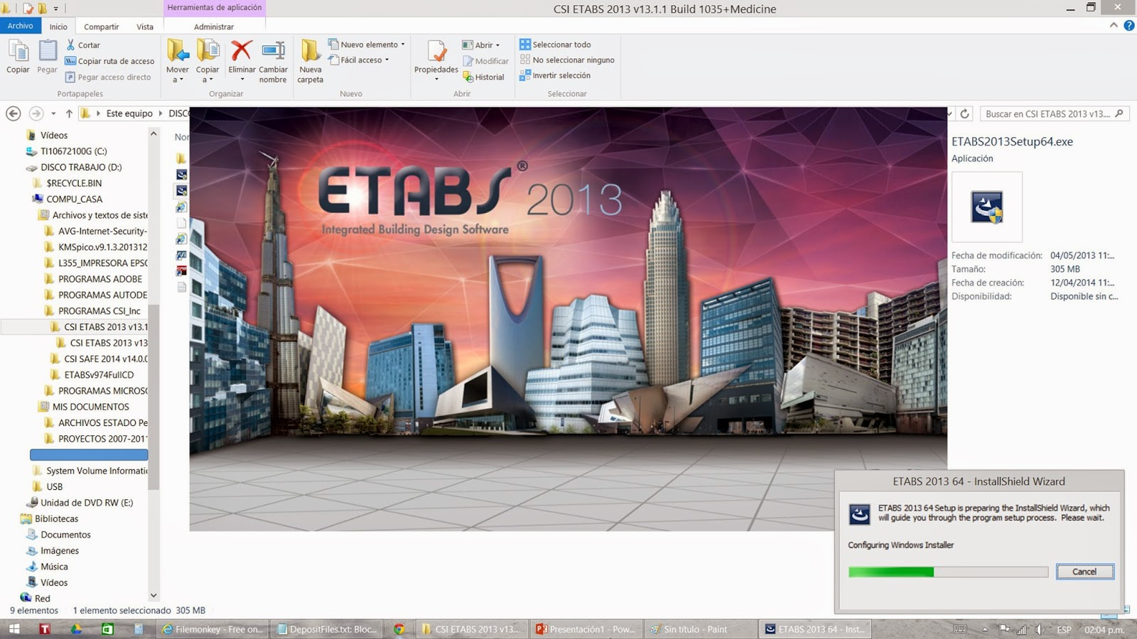 etabs 2013 free download full version with crack