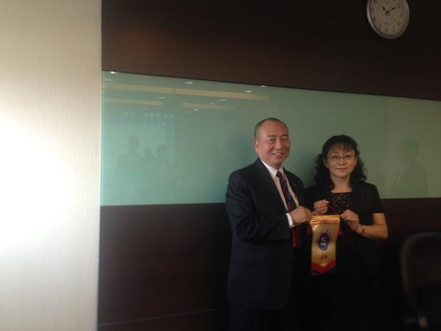 雲南省科研機構聯合會參訪團