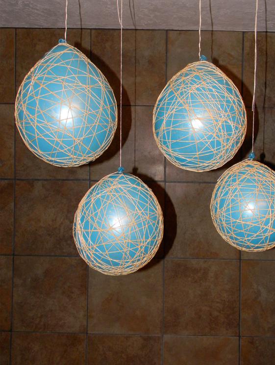 Apostrophy designs sytyc dollar store summertime string - Make hanging lanterns ...