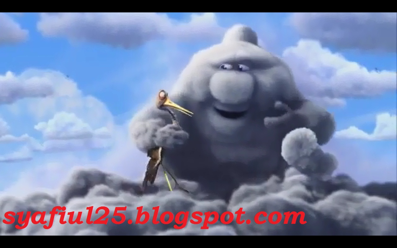Download short Pixar Movies Partly Cloudy HD