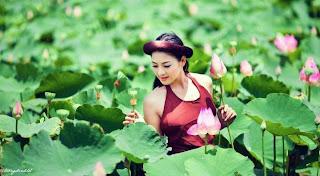 Thai nha van lo nhu hoa 017 Trọn bộ ảnh Thái Nhã Vân lộ nhũ hoa cực đẹp