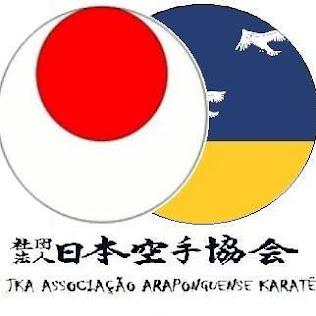 Logo JKA Associação Araponguense de Karatê