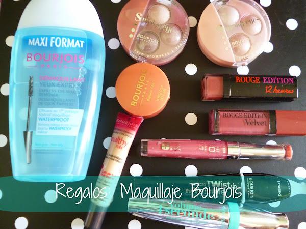 Regalos: Maquillaje Bourjois