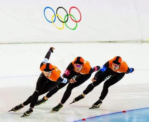 schaatsen olympische spelen mannen