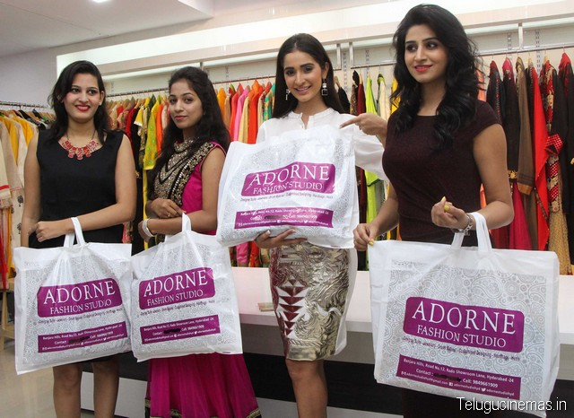 Adprne Fashion studio launch