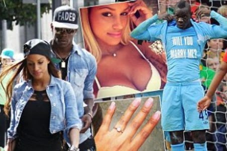 mario balotelli wedding