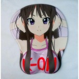 Anime Girls Gel Mouse Pad