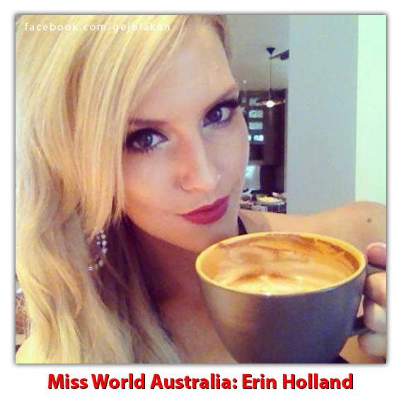 Koleksi Foto Peserta Miss World Bali 2013