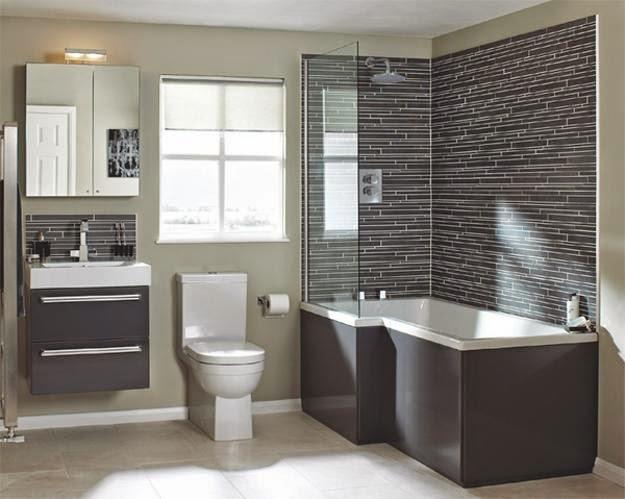 Id es design petite salle de bain for Petite salle de bain design