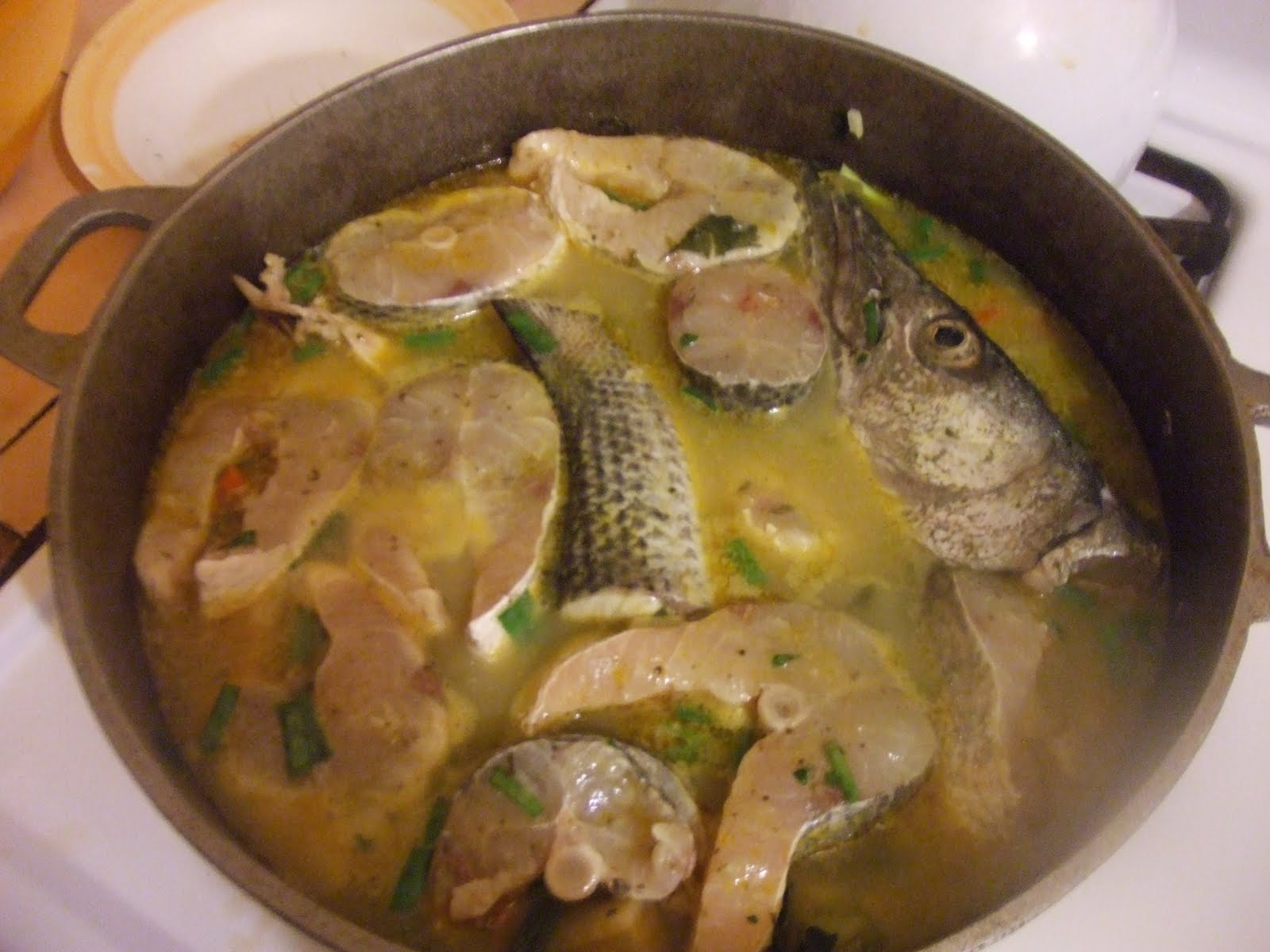 A day in paradise 2 people 1 room 7 days for Trinidad fish broth
