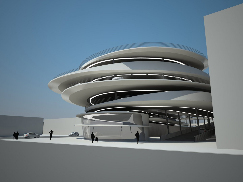 Incredible spaces of zaha hadid architects you inspire me for Architecture zaha hadid