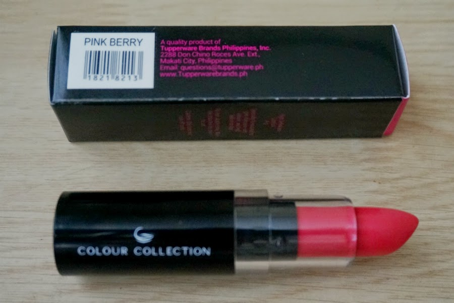 Colour Collection HD Lipstick in Pink Berry