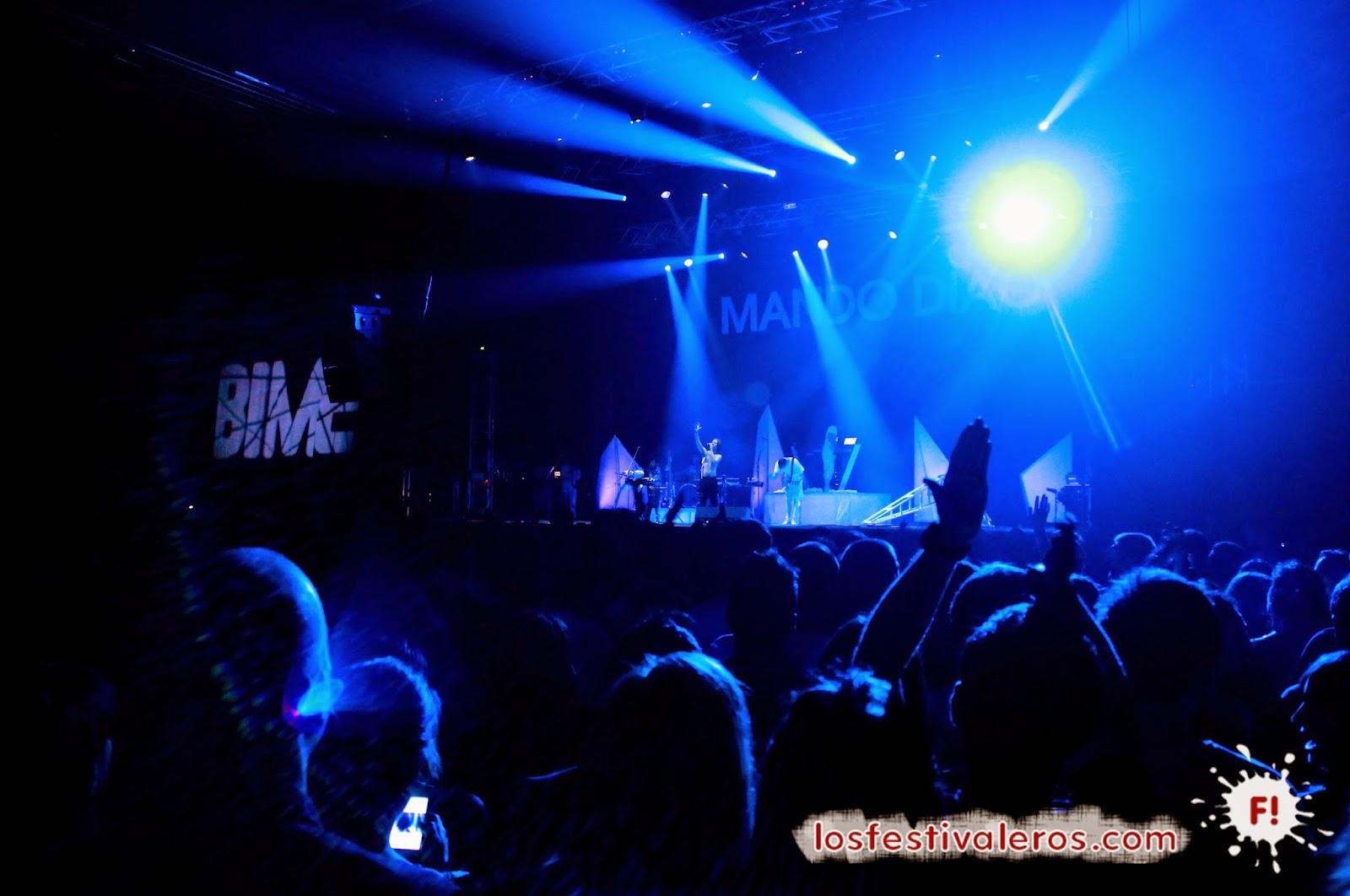Mando Diao, BIME Live, 2014, Festival, concierto, Bilbao