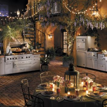 Outdoor Entertaining Landscaping Ideas | Decorator Showcase : Home