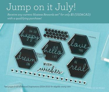 Jump On It July
