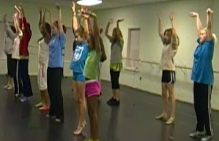 south charlotte jazz classes dance school