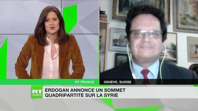 Les Enjeux de la Confrontation Syrie / Turquie