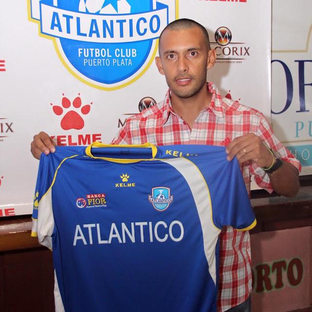 Atlántico FC presenta su DT Lenin José Bastidas Bello