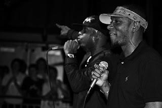 Talib Kweli and Mos Def en Concert a Paris le 9 mars