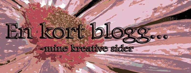 Åsne - en kort blogg