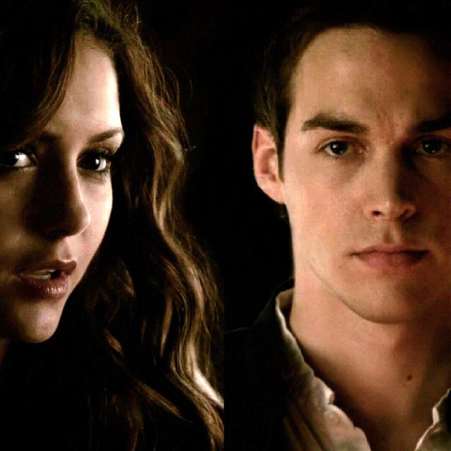 KATHERINE PIERCE AND KAI PARKER = PERFECT COUPLE