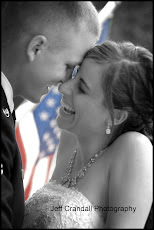 The 26th of May 2012 I got  married  to an incredible man in the US Air Force.