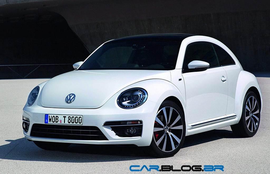 beetle r line sport a novidade da vez car blog br. Black Bedroom Furniture Sets. Home Design Ideas