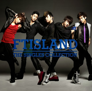 FT ISLAND - THE SINGLES COLLECTION