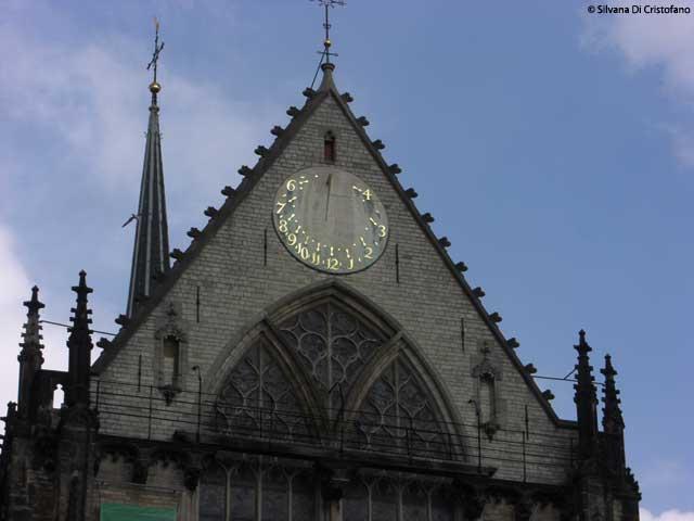 Chiesa nuova ad Amsterdam
