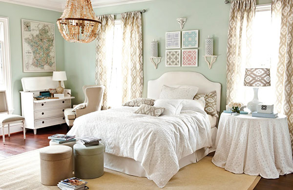How To Decorate Bedroom Walls
