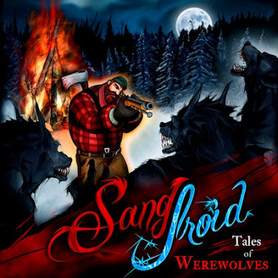 Free Download Sang Froid Tales of Werewolves Pc Game Cover Photo