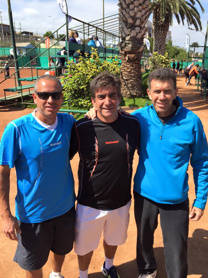 ITF SENIORS G2 LA SERENA CHILE
