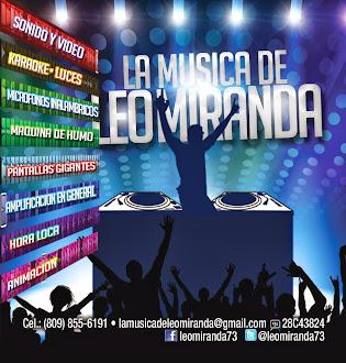 La Música de Leo Miranda