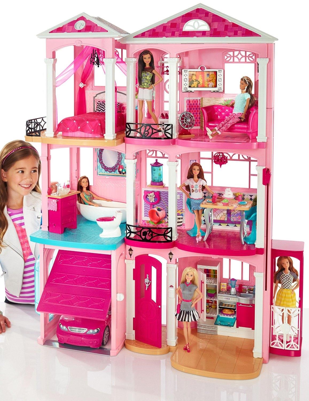 Ken doll barbie glam bike rock 39 n royals dreamhouse for Dreamhouse com