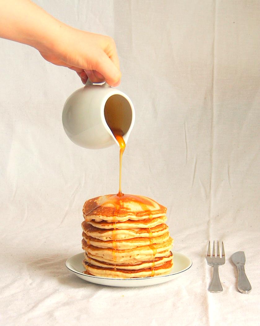 Recipe: Best (Healthy) Pancakes Ever!