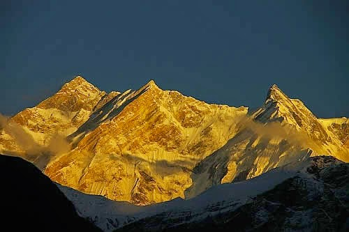 Annapurna I 8091m (26545ft) Nepal