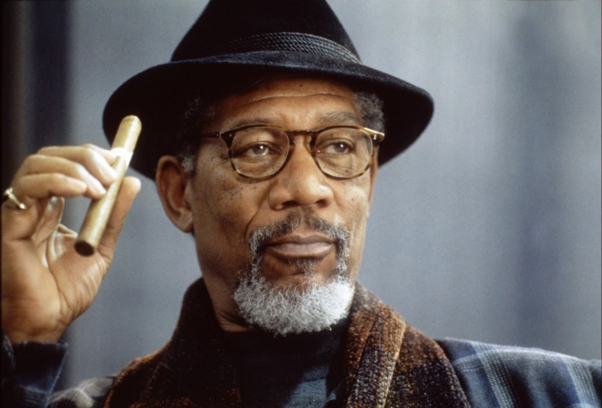 Morgan Freeman Image Wallpaper-HD desktop