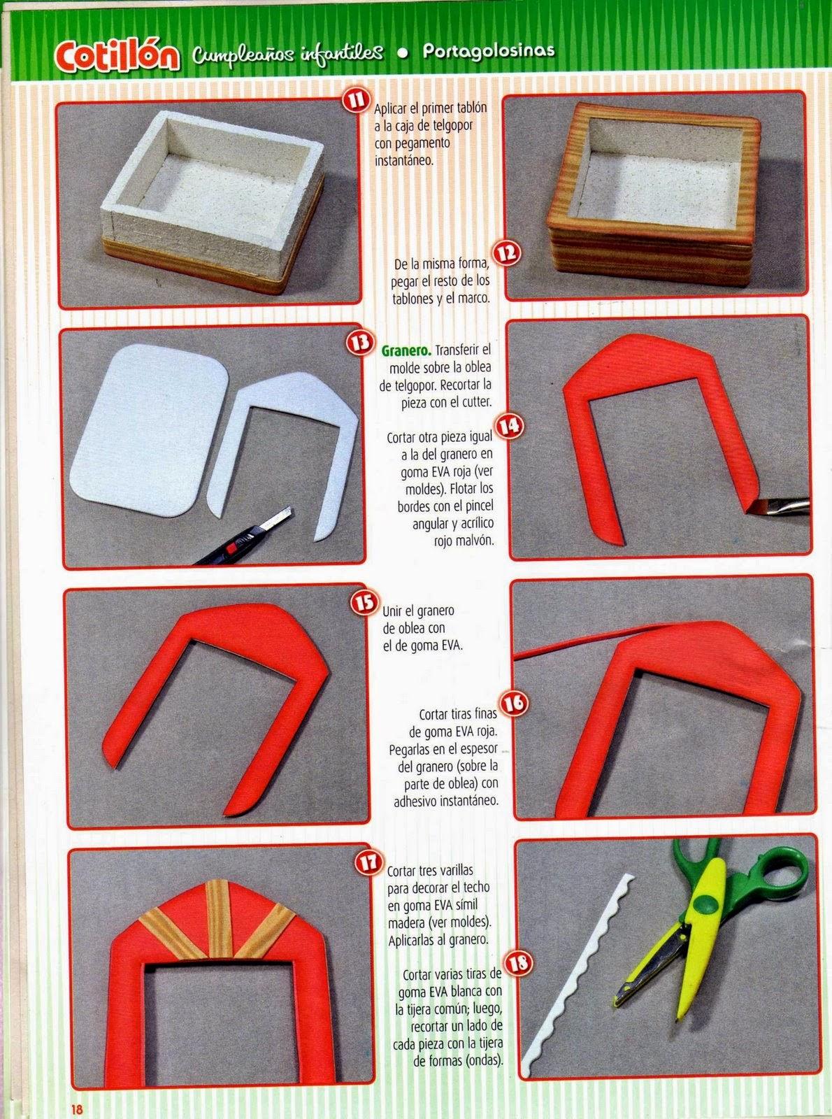 Revista cotillon gratis - Revistas de manualidades gratis